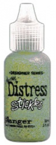 Distress Stickles-Crushed Olive image