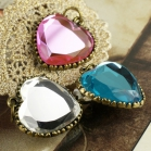 Prima Vintage Trinkets Collection-Hearts image