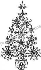 Snowflake Tree image