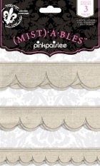 Mistables Scalloped Ribbons image
