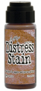 Distress Stain-Brushed Corduroy image