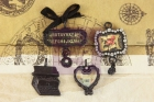 Romance Novel-Metal Trinkets image